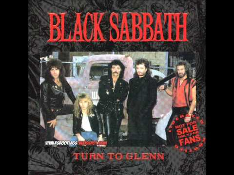 Black Sabbath 09 No Stranger To Love  fades out!  1986 feat GLENN HUGHES!!!