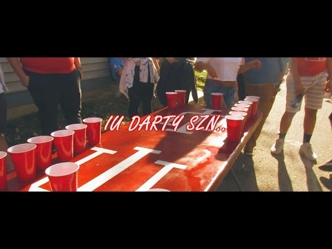 INDIANA UNIVERSITY DARTY SZN | 2017 Shot by @SoSway_ (1080p)