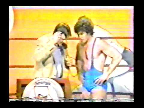 GCW - Roddy Piper Interviews Brad Armstrong