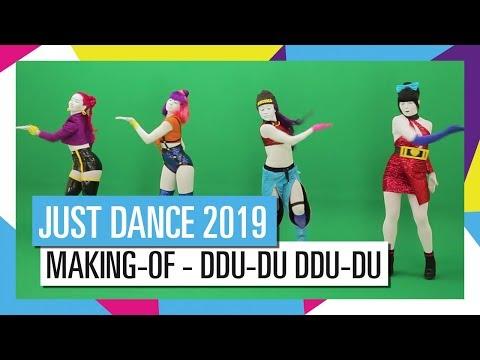 MAKING-OF    DDU-DU DDU-DU - BLACKPINK    JUST DANCE 2019 [OFFIZIELL]