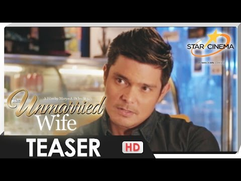Teaser - Dingdong Dantes is Geoff - 'The Unmarried Wife' - 동영상
