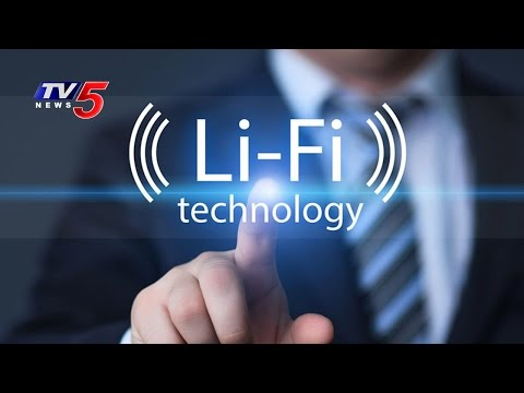 LiFi Technology | 'Li-Fi' Is 100 Times Faster Than Wi-Fi | TV5 News