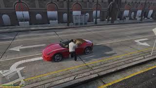 GTA 5 - Super Police - Test of Mod