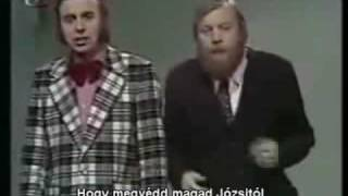 Jozin z Bazin (HQ Music) magyar dalszöveggel (with hungarian subtitle)