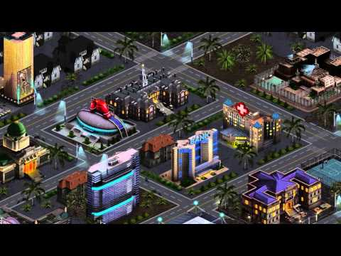 Wild City iOS Gameplay Video