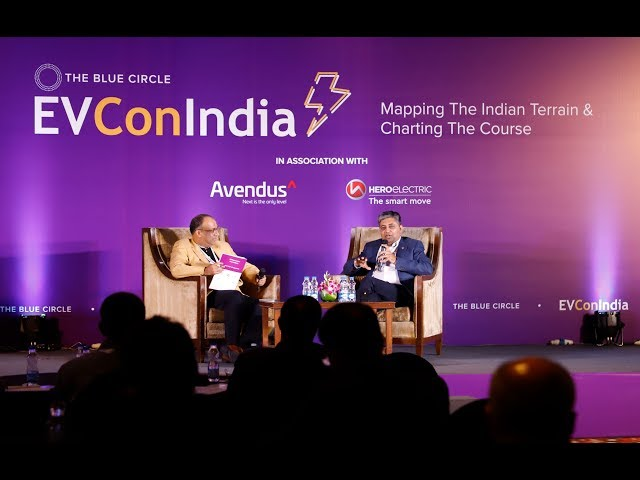 EVConIndia 2019: Fireside Chat with Mr. Naveen Munjal