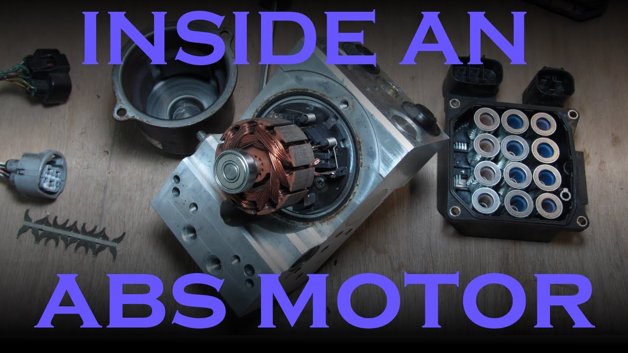 How An Abs Motor Works Youtube Wiring 2001 Dodge Ram Location
