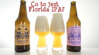 Co to jest Florida IPA? Florida Rider i Florida Passion z Rockmilla