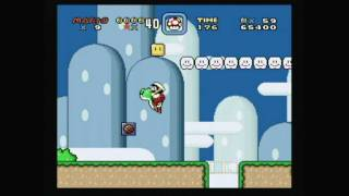 CGR Undertow - SUPER MARIO WORLD for Super Nintendo Video Game Review