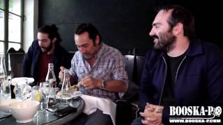 Gilles Lellouche, Tahar Rahim et Julien Leclercq [Interview Gibraltar 2/2]