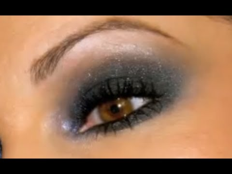 Maquillage smoky eyes - Maquillage smoky eyes ...