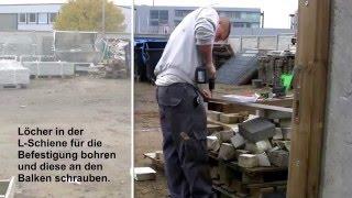 Betonzaun Hornbach mqdefault jpg