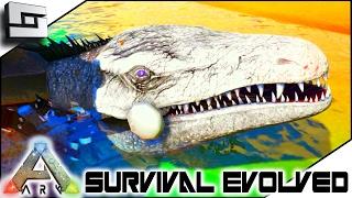 ALPHA MOSA TAME! Modded ARK: Extinction Core E25 ( Ark Survival Evolved Gameplay )