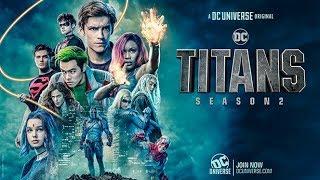 Titans serie online
