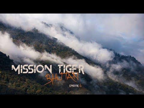 EPISODE 4: Corridor of hope | Mission Tiger - Bhutan