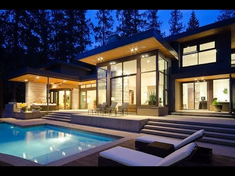 World S Best Luxury Homes In West Vancouver Youtube