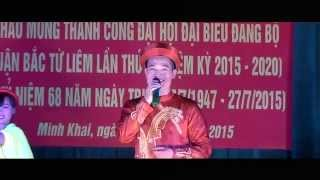 Quê Hương Ba Miền - Hát Live Tịnh Hải & Tốp Múa