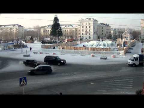 Краснотурьинск, 14 декабря 2011 г. за 3 минуты