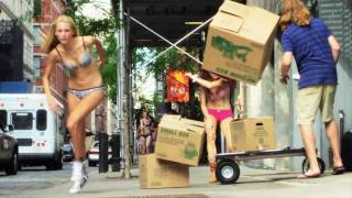 Seminaked Party / Undie Party - Desigual - NY TV Advertising - Autumn/Winter Edition 2010