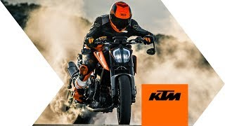 KTM 790 DUKE - The most precise street weapon | KTM
