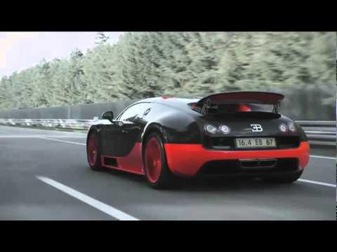 EL auto mas caro y mas rapido del mundo el Bugatti.flv