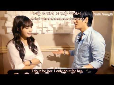 ENG + KOR + ROM All For You Jung Eun Ji & Seo In Guk Love Story Part 1