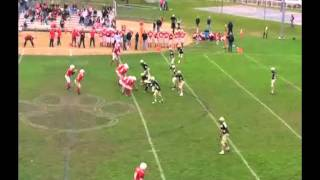 Reid Sweitzer BIGGEST YOUTH FOOTBALL HIT EVER!!!