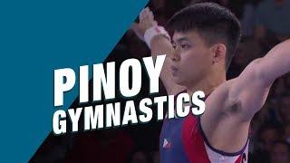 Stand for Truth: Carlos Yulo, nagsisilbing inspirasyon para sa mga kabataang gymnasts