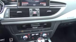 Обзор (тест-драйв) Audi RS 7 (2014) + заезды (перезалито)