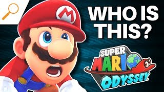 This isn't the REAL Mario (Super Mario Odyssey Theory)  SwankyBox