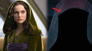 La impactante razón por la que Padme murió - Star Wars