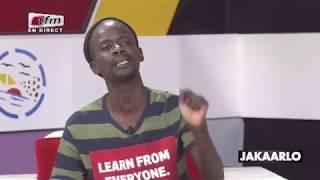 REPLAY - Jakaarlo Bi - Invité : NDIAGA SYLLA - 23 Novembre 2018 - Partie 1