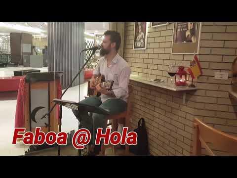 Latin live music@ Hola Spanish Food