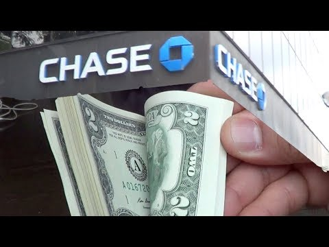 You Can Get $2 Bills At The Bank - Here's Proof!   From The Two Dollar Bill Documentary