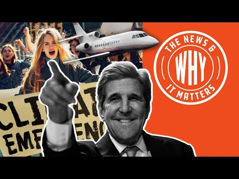 Biden's CLIMATE CZAR Excused Private Jet to Get Climate Award!   The News & Why It Matters