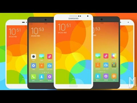 MIUI launcher apk best Xiomi inc  mi launcher for android and tablet