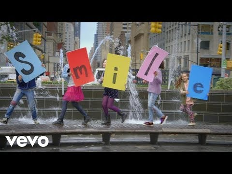 "Sia - You're Never Fully Dressed Without a Smile (from ""Annie"" 2014) [Official Video]"