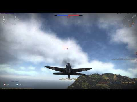 War Thunder- Low Tier Cannon Birds (HE 112 B-1 // CAC Boomerang)