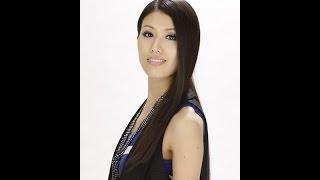 Bikini beauty - Nozomi Igarashi was the Runner-up finalist in Miss ...