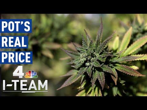The Looming Cost Of Marijuana Legalization   NBC4 I-Team