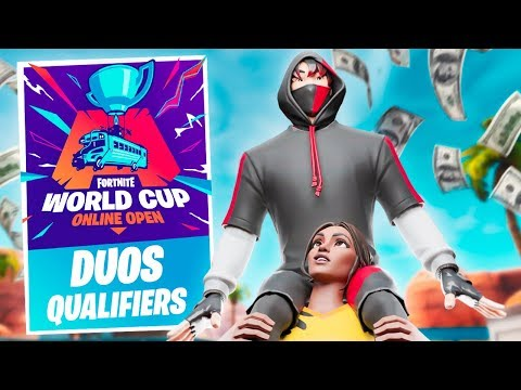 HIGH KILL WIN IN $1,000,000 WORLD CUP DUO QUALIFIER
