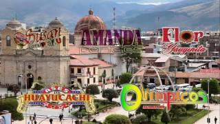 Coleccion de huaynos del centro del Perú