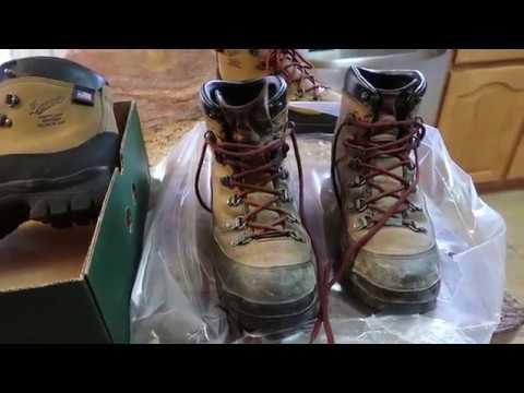 Danner Combat hiker Crater Rim boots