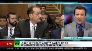 Why was Bill Clinton on Jeffrey Epstein's jet?