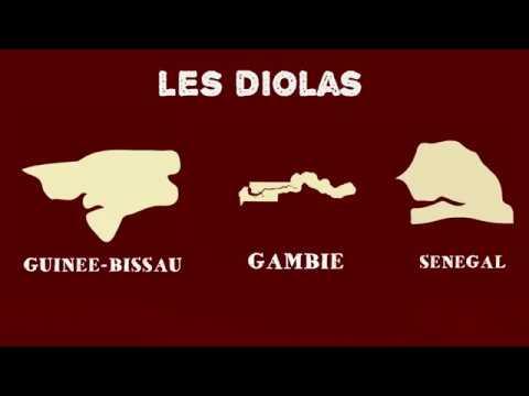 Casa Di Mansa - L'enfant du Mande presente: #7 Les Diola!