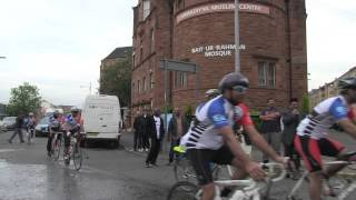 Ride4Peace - Cyclists Reach Midway Point