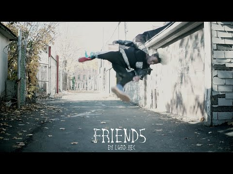 Lord Hec - Friends (Dance Visual)