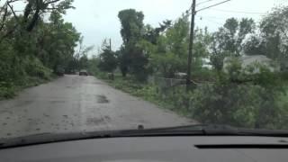St. Charles Missouri Tornado Damage