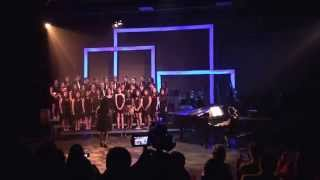 "The Athenian School 2014 Fall Concert - Elective Choir - ""Jersey Boys Medley"""