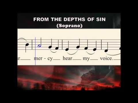 M10a From the Depths of Sin - A Lenten Song (Soprano)